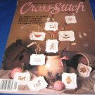 For the love of cross stitch Leisure Arts January 1989