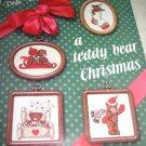 A teddy bear Christmas Dale Burdett book 95 cross stitch pattern