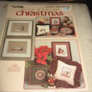 Olde World  Christmas cross stitch pattern Leisure arts 430