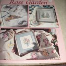 Paula Vaugh's Rose Garden cross stitch pattern Leisure arts 2025