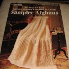 Sampler Afghans Leisure arts 932 knit patterns