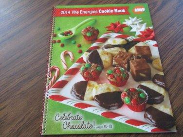 WE Energies 2014 Cookie Book cookbook