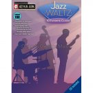 Jazz Play-Along Volume 108: Jazz Waltz (Instrumental Solo Songbook with Play-Along CD)