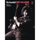 The Essential Rory Gallagher, Volume 2 (Guitar TAB Tablature Personality Songbook)