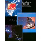Dire Straits: 1982-91 (Piano/Vocal/Guitar Personality Songbook) **RARE**