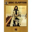 Eric Clapton: Eric Clapton (Guitar TAB Tablature Personality Songbook) **RARE**