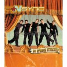 *NSYNC: No Strings Attached (Piano/Vocal/Guitar Personality Songbook) **RARE**
