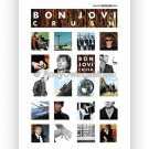 Bon Jovi: Crush (Guitar TAB Tablature Personality Songbook) **RARE**