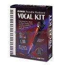 Yamaha Portable Keyboard Vocal Kit - Turn Your Keyboard Into a Karaoke Machine! (Disk & Microphone)