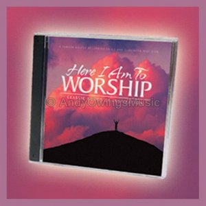 Here I Am To Worship - CD/MIDI Disk Set for Yamaha Clavinova Digital Piano