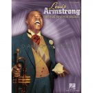 Louis Armstrong - Original Keys for Singers (Piano/Vocal Personality Songbook)