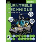 Turntable Technique - The Art of The DJ, with Stephen Webber (DJ Instruction DVD Video)