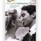 The Complete Wedding Music Planner (Piano/Vocal/Guitar Mixed Wedding Songbook and Guide with 3 CDs)
