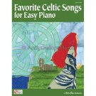 Favorite Celtic Songs for Easy Piano (Easy Piano Irish Mixed Songbook)