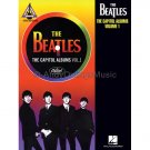 The Beatles: The Capitol Albums, Volume 1 (Guitar TAB Tablature Personality Songbook)