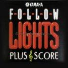 Yamaha Follow Lights Plus Score Software - Disk for Yamaha Clavinova CVP Series Digital Piano