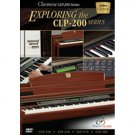 Clavinova CLP-200 Series: Exploring the CLP-200 Series (Yamaha Watch & Learn Video DVD) **SALE**