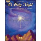O Holy Night - A Christmas Collection for Flute & Piano (Instrumental Songbook with Play-Along CD)