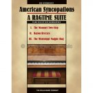 American Syncopations - A Ragtime Suite by Eric Baumgartner (Mid-Intermediate Piano Solo Songbook)