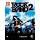 Rock Band 2 (Bass TAB Tablature Mixed Songbook) - from Hit Video Game