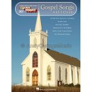 E-Z Play Today Vol. 307: Gospel Songs w/ 3 Chords (Organs, Pianos, & Electronic Keyboards Songbook)