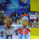 BUILD A BEAR Holly and Hal Moose BOOK Poster 1st Ed FAB