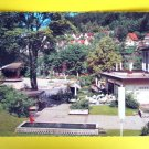 GERMANY Vintage POSTCARD Triberg Black Forest SPA House Real Colored Photo Europ