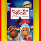 BUILD BEAR Holly and Hal Moose BOOK Poster Firts Edition Maxine Clark Hardcover