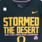 Oregon Ducks 2013 Tostitos Fiesta Bowl Champions Mens T-Shirt Football NCAA Nike