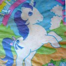 VINTAGE My Little Pony UNICORN Horse PAPER NAPKINS 1984 Glory MLP Decoupage OLD