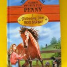 GERMAN Language Youth BOOK #2 Series Penny Sturmwind Darf Nich Sterben T Brezina
