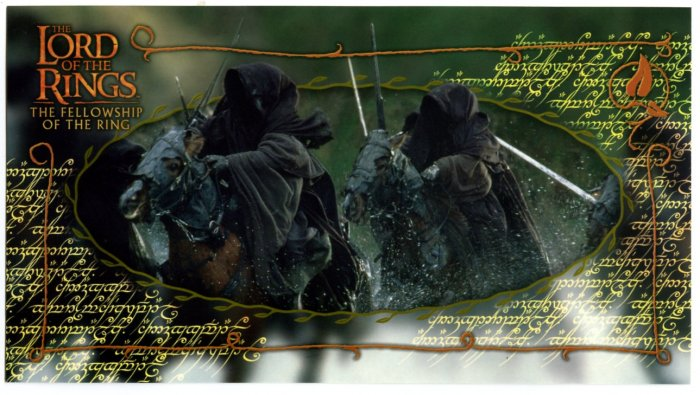 Czech Fellowship Postcard - Wraiths