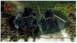 Czech Fellowship Postcard - Wraiths