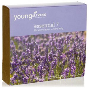 Essential 7 Essential Oil Collection