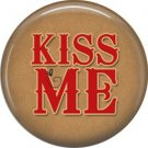 Wild Love Valentine's Day 1 Inch Pinback Button Badge Pin - 2119