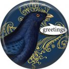 Talking Birds 1 Inch Pinback Button Badge Pin - 4019