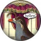 Talking Birds 1 Inch Pinback Button Badge Pin - 4025