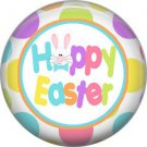 Happy Easter 1 Inch Button Badge Pin Pinback Button - 2165