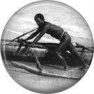 Vintage Hawaii Image on 1 Inch Pinback Button Badge Pin - -0933