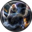 Doctor Who Image 1, Television 1 Inch Pinback Button Badge - 6058