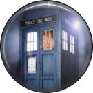 Doctor Who Image 2, Television 1 Inch Pinback Button Badge - 6059