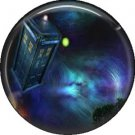 Doctor Who Image 4, Television 1 Inch Pinback Button Badge - 6061