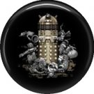 Doctor Who Image 7, Television 1 Inch Pinback Button Badge - 6064