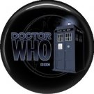 Doctor Who Image 10, Television 1 Inch Pinback Button Badge - 6067
