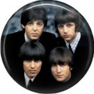 The Beatles Color Closeup 1 Inch Button Badge Pin - 0275