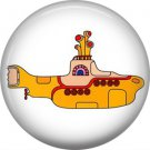 The Beatles We All Live In A Yellow Submarine, 1 Inch Button Badge Pin - 0279