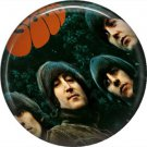 The Beatles on a 1 Inch Pinback Button Badge Pin - 0283