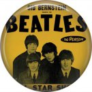 The Beatles on a 1 Inch Pinback Button Badge Pin - 6078