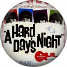 The Beatles on a 1 Inch Pinback Button Badge Pin - 6086