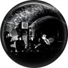 The Beatles on a 1 Inch Pinback Button Badge Pin - 6089